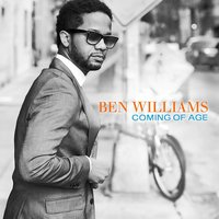 Audio CD Ben Williams. Coming of age