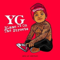 DVD + Audio CD YG. Blame it on the streets
