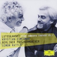 Audio CD Krystian Zimerman. Lutoslawski: Piano Concerto; Symphony No.2