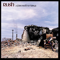 LP Rush. A Farewell To Kings (LP)