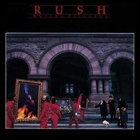 LP Rush. Moving Pictures (LP)