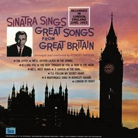 LP Frank Sinatra. Great Songs From Great Britain (LP) / Frank Sinatra. Sinatra Sings Great Songs From Great Britain