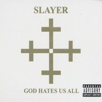 LP Slayer. God Hates Us All (LP)
