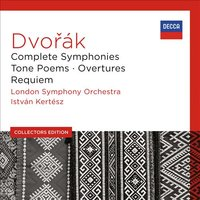 Audio CD Istvan Kertesz. Dvorak: The Symphonies & Tone Poems