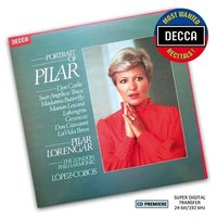 Audio CD Pilar Lorengar. Portrait