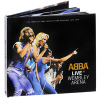 Audio CD ABBA. Live at Wembley arena (deluxe edition)