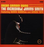 LP Jimmy Smith. Organ Grinder Swing (LP)