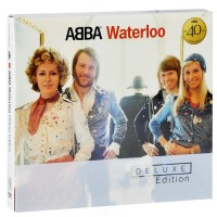ABBA. Waterloo. 40th anniversary reissue (DVD + CD)
