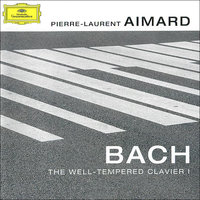 Audio CD Pierre-Laurent Aimard. Bach. The well-tempered clavier I