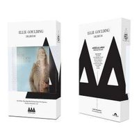 Audio CD Ellie Goulding. Delirium