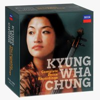 Audio CD Kyung Wha Chung. The Complete Decca Recordings