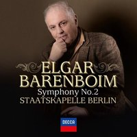 Audio CD Daniel Barenboim. Elgar. Symphony No. 2