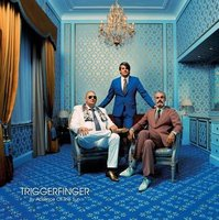 LP Triggerfinger. By Absence Of The Sun (LP)