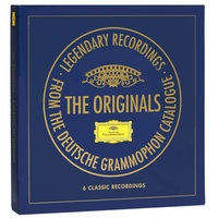 LP Various Artists. The Originals Legendary Recordings (LP)
