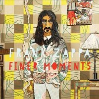 LP Frank Zappa. Finer Moments (LP)