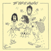 LP The Who. The Who By Numbers (LP)