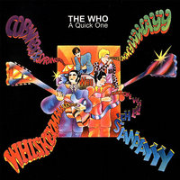 LP The Who. A Quick One (LP)
