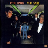 LP The Who. It's Hard (LP)