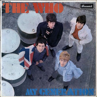 LP The Who. My Generation (LP)
