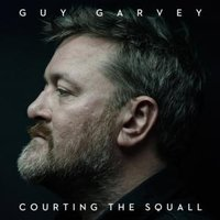 LP Guy Garvey. Courting The Squall (LP)
