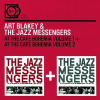 Audio CD Art Blakey & The jazz messengers. At the cafe Bohemia volume 1 / At the cafe Bohemia volume 2