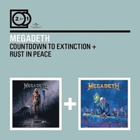 Audio CD Megadeth. Countdown To Extinction/ Rust In Peace