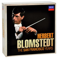 Audio CD Herbert Blomstedt. The San Francisco years