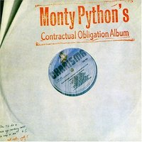 Audio CD Python Monty. Monty Python's Contractual Obligation Album