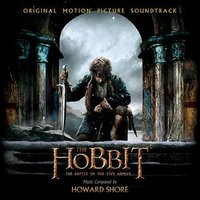 Audio CD Original Soundtrack. The Hobbit: The Battle Of The Five Armies (Deluxe) / Хоббит: Битва пяти воинств