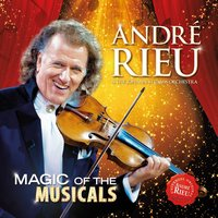 Audio CD Andre Rieu. Magic Of The Musicals