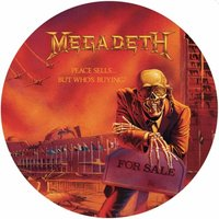 LP Megadeth. Peace Sells... But Who's Buying? (LP)