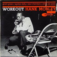 Hank Mobley. Workout (LP)