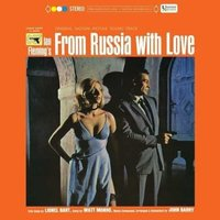 LP OST. From Russia With Love (LP) / From Russia With Love. Original Motion Picture Sound Track