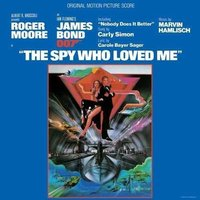 LP OST. The Spy Who Loved Me (LP) / The Spy Who Loved Me. Original Motion Picture Score