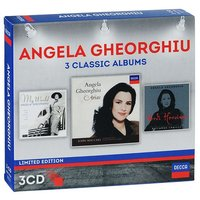 Audio CD Angela Gheorghiu: Three Classic Albums