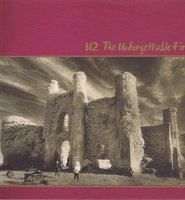 LP U2. The Unforgettable Fire (LP)