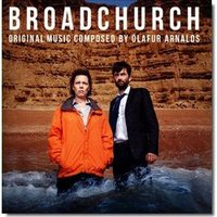 Audio CD Arnalds Olafur. Broadchurch