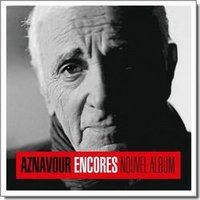 Audio CD Charles Aznavour. Encores