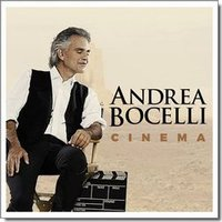 Audio CD Bocelli Andrea. Cinema