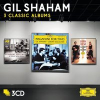 Audio CD Gil Shaham. Three Classic Albums
