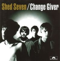 Audio CD Shed Seven. Change Giver
