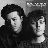Audio CD Tears For Fears. Songs From The Big Chair (rem)