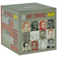 Audio CD Various Artists. 100 Great Symphonies