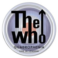 Blu-Ray + Audio CD The Who. Quadrophenia - Live In London