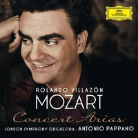 Audio CD Rolando Villazon. Mozart: Concert Arias