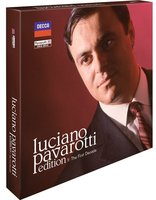 Audio CD Luciano Pavarotti. Edition 1: The First Decade