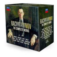 Audio CD Various Artists. Rachmaninov: The Complete Works