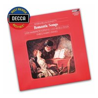 Audio CD Various Artists. Romantic Songs By Rossini, Bellini, Donizetti