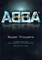 DVD ABBA: Super Troupers