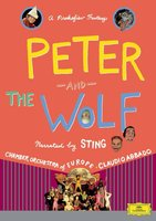DVD Claudio Abbado: Sting, Prokofiev - Peter And The Wolf